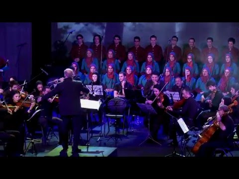 """O Sole Mio"" Conducted by Honiball Joseph"