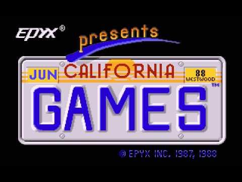 california games amiga rom