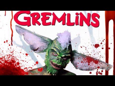 """Maquillaje de Halloween """"gremlin"""""""
