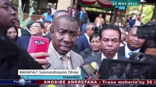 Praiminisitra Mahafaly 22 MAY 2017 BY TV PLUS MADAGASCAR clip1