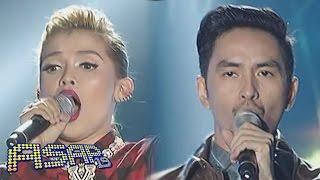 Rico Blanco, KZ Tandingan sing 'Antukin' on ASAP