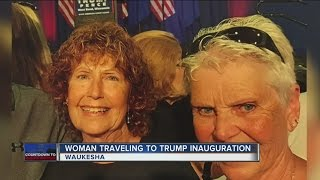 Local Trump supporter headed to inauguration