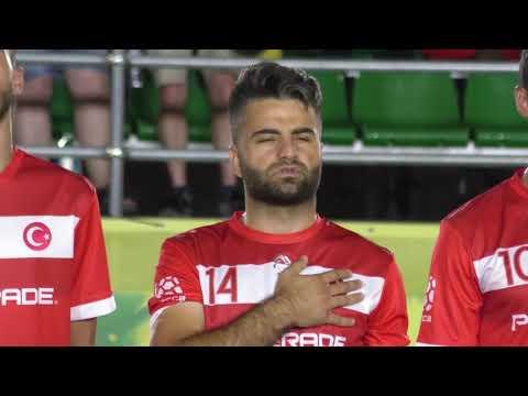 Türkiye - Paraguay maçının öyküsü...