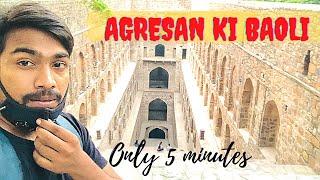Agrasen Ki Baoli Vlog | Agrasen Ki  Baoli  Delhi | 10 Minuts Left | Shaan yada