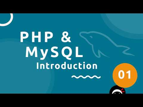 PHP Tutorial (& MySQL) #1 - Why Learn PHP? - YouTube