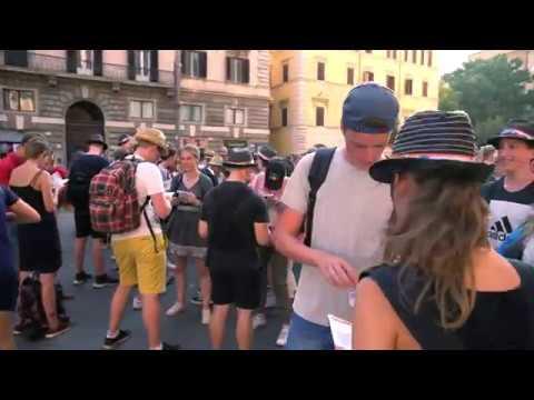 Ministrantenwallfahrt nach Rom 2018 - Mittwoch, 1.8.2018