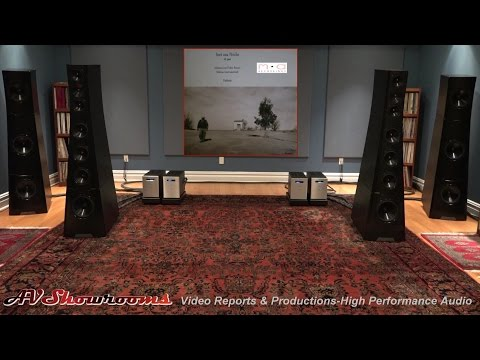 Worlds Greatest Audio Systems, GTT Audio, YG Acoustic Sonja XV $266,000 Loudspeakers