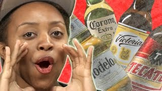 Americans Taste Test Mexican Beer