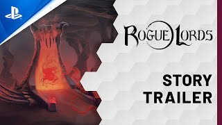 PlayStation Rogue Lords - Story Trailer  anuncio