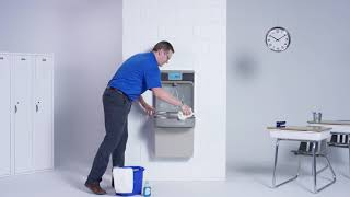 Watch Care and Cleaning for Elkay ezH2O Bottle Filling Stations