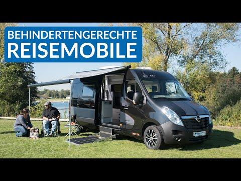 Handicap Reisemobil - Reha Camper 2+