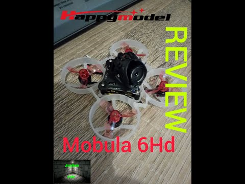 Happy model Mobula 6 HD! 1s HD in your pocket!! From Banggood