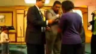 Gold dust and diamonds in church-(Verbal testimonies)