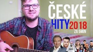České HITY 2018 za 5min!