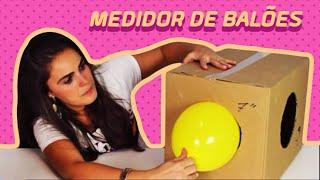 Nesta vídeo você aprende passo a passo como fazer um medidor de balões (bexigas), como medir. É uma aulinha rápida sobre medidas de balões, com várias dicas!!!!!