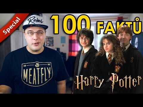 100 FAKTŮ SPECIÁL - Harry Potter