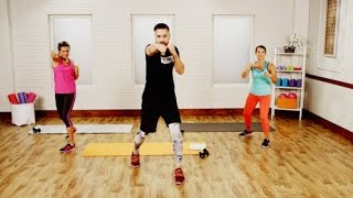 15-Minute Boxing Workout You Can Do At Home | Class FitSugar by POPSUGAR Fitness