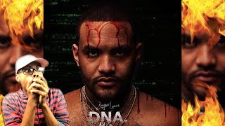 BETTER THAN KENDRICK? | Joyner Lucas - DNA Remix | Reaction