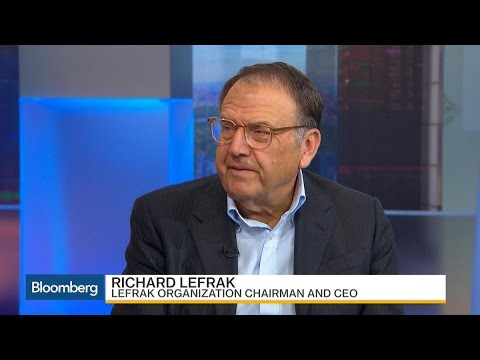 LeFrak CEO Says Oil Business Has Turned Into Mining