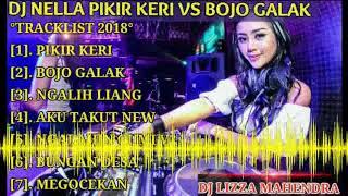 Gambar cover DJ PIKIR KERI VS BOJO GALAK REMIX BREAKBEAT TERBARU 2018 (( FULL KENCENG HABIS )) DJ LIZZA MAHENDRA