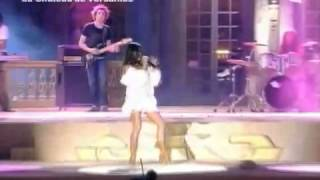 "Anggun ""Etre une femme""  live France 2 ! Guitare Fabrice Ordioni"