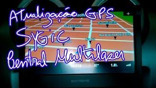 Tutorial Sygic Windows CE - GMVT Garcia de Moura - Vídeos e