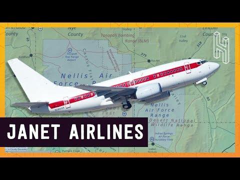 Tajná americká aerolinka
