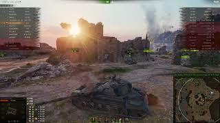 Т-10, Рудники, Встречный бой