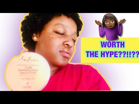 Download The Best Curl Enhancing Smoothie As I Am Vs Shea Mois Video