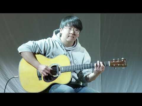 신성수 - Red Shoes Dance(Kotaro Oshio) [제9회 어쿠스틱기타 경연대회]