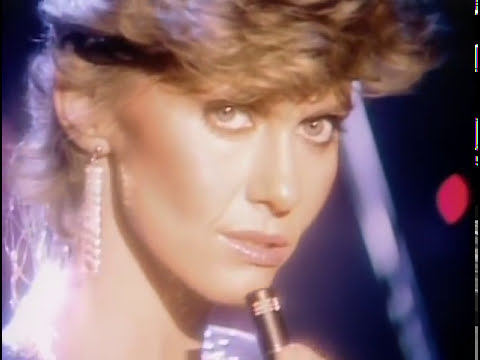 Olivia Newton John: Magic (HQ Version!)