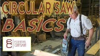 Circular Saw Basics