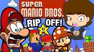 The WORST Mario RIP OFFS! - ConnerTheWaffle