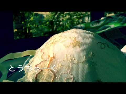 ワコール×ノートルダム女学院中学校 産学連携 「Pulili(プリリ)」ブランドCM映像 最優秀賞「アリの視点」