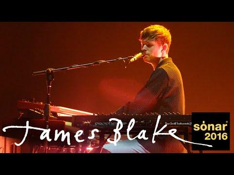 Concierto James Blake