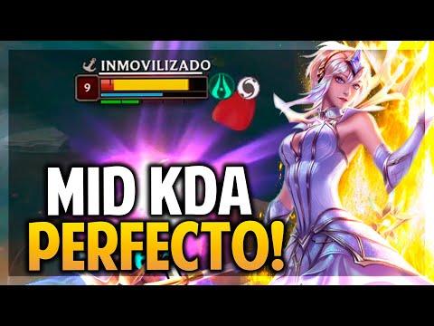 ¡INTENTO SACAR KDA PERFECTO JUGANDO LUX | League of Legends