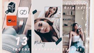 13 Trucos Y Apps Para Hacer Instagram Stories Estéticas Y Originales | @CLAKOVI