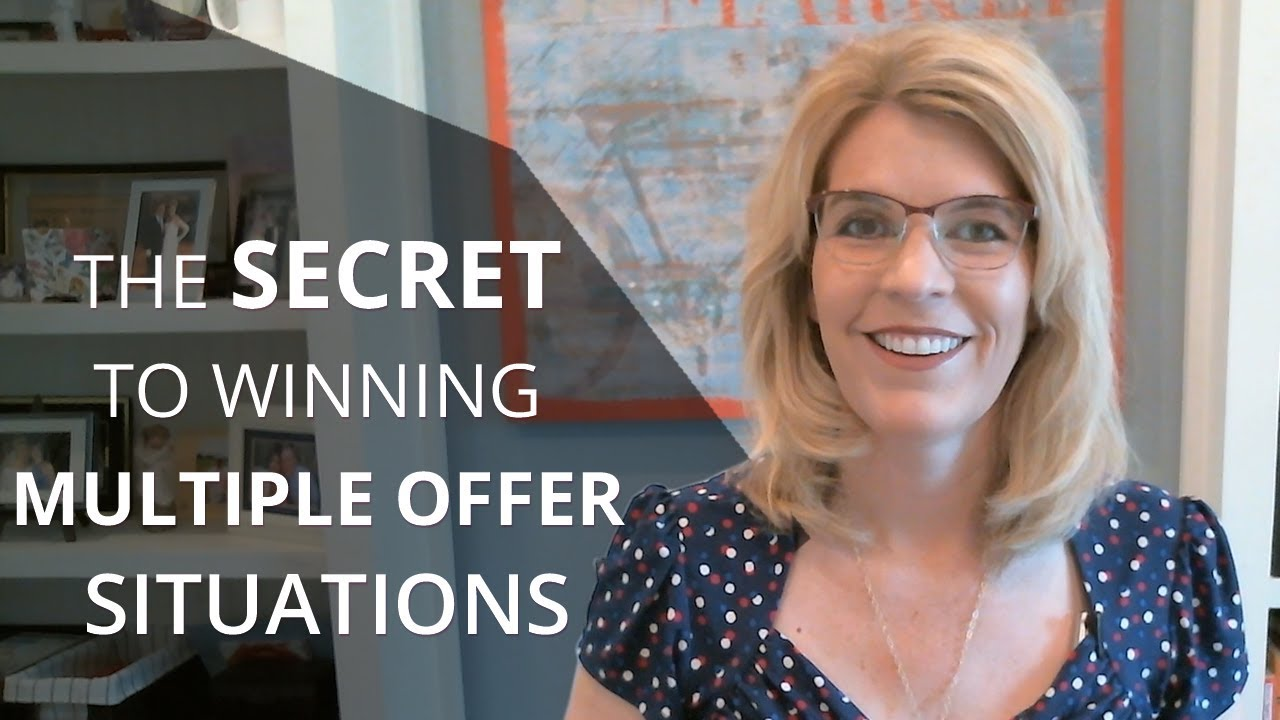 Don't Let a Multiple Offer Situation Get the Best of You
