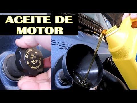 Cual es el mejor aceite para el motor?? y otras preguntas frecuentes