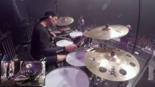 Matty Best - The Edge | Live Drum Playthrough