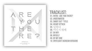 [Full Album] MONSTA X (몬스타엑스) - Are You There? (2nd Album)