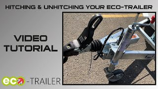 Hitch and unhitch your trailer