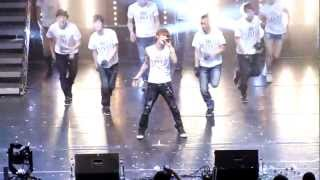 JYJ, [JYJ]Santiago Concert Get out Remix