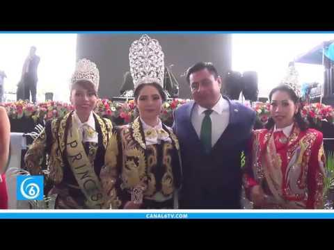 Inicia la segunda edición de la Feria del Charro Carnavalero en La Magdalena Atlicpac