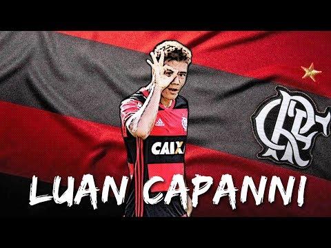 Luan Capanni - Midfielder - Flamengo