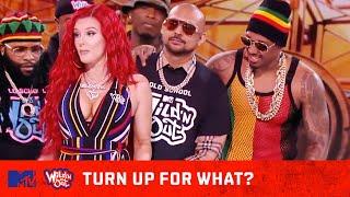 Sean Paul, Kranium & Tahiry Pull Up and Get Lit!   Wild 'N Out