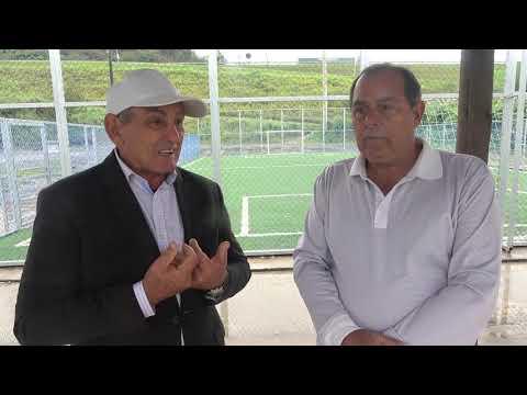 Prefeito Ayres Scorsatto fala sobre a dificuldade de realizar o Campeonato Municipal de 2019 e Mauro Ramos deixa o Esporte de Juquitiba