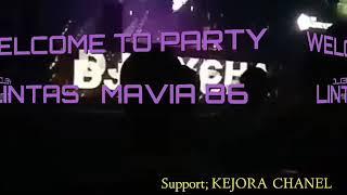DJ AYCHA PARTY SURABAYA Lagu Malaysia Top Terpopuler