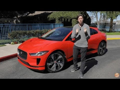 2019 Jaguar I-PACE First Drive Video Review