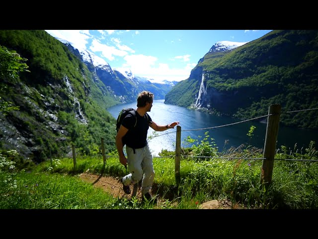 Pronunție video a Norge în Suedeză